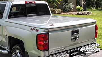 Undercover LUX - Rear View - Chevy Truck