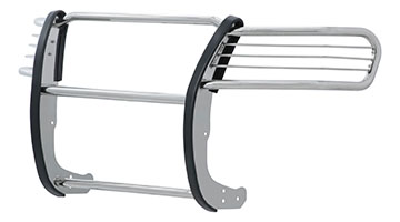 Aries Grille Guard stainless finish knockout