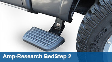 Amp-Research BedStep 2, side box step