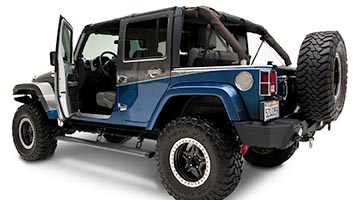 Amp-Research PowerStep available for Jeep Wrangler, 75121-01a, 75122-01a