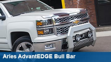 Aries AdvantEDGE Bull Bars