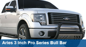 Aries 3 Inch Pro Series Bull Bars