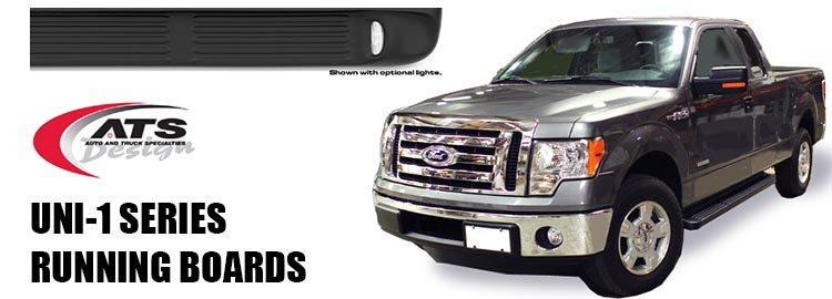 Running Boards Uni 1 Series Running Boards By Ats Design Quality