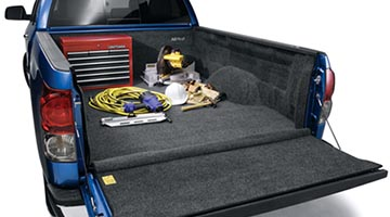 BedRug Bedliners keeps cargo from shifting