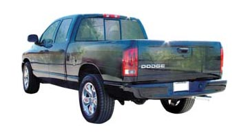 CR Laurence Sliding Rear Window on a Dodge Ram
