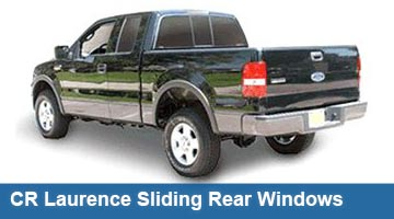 CR Laurence Sliding Rear Windows