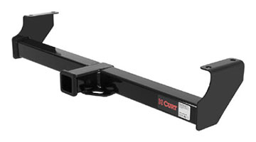 stand alone image of receiver hitch