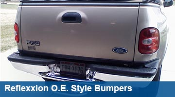 Reflexxion OE Style Rear Bumpers