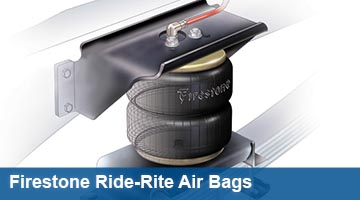 Firestone Ride-Rite Air Bags