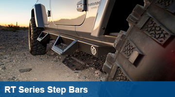 ICI Magnum RT Series Steps