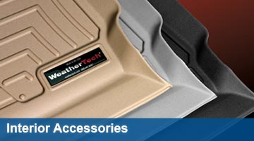 Interiror Accessories - Floor mats & liners