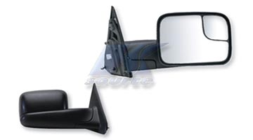 Extendable Trailer Tow Mirrors