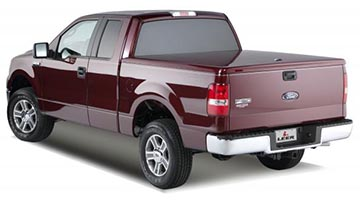 Leer 550 Cover on a Ford F-150