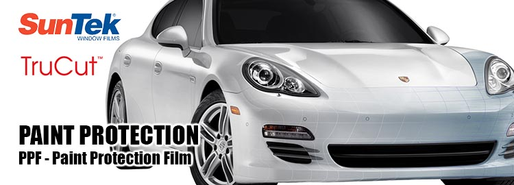 SunTek Paint Protection FIlm