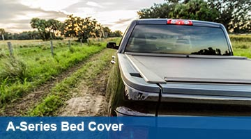 Roll-N-Lock A-Series Retractable Bed Cover
