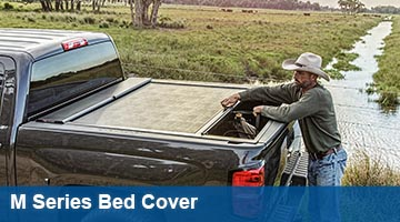 Roll-N-Lock M Series Retractable Bed Cover