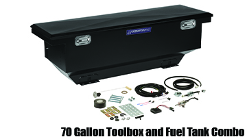 Transfer Flow 70 Gallon TOolbox Tank Combo - #16063