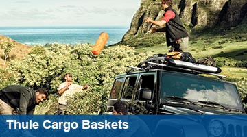 Thule Cargo Baskets
