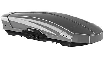 Thule Motion XT L Cargo Box - Available in Silver or Black