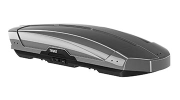 Thule Motion XT XL Cargo Box - Available in Silver or Black
