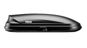 Thule 614 Pulse M Cargo Box in black
