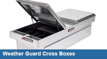 Truck Tool Boxes - Cross Boxes