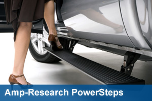 Amp-Research PowerStep Running Boards