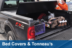 Truck Bed Covers & Tonneaus