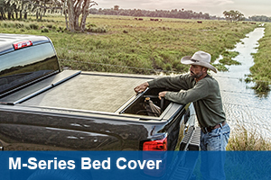 Roll-N-Lock M-Series Retractable Bed Cover