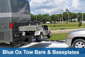 Blue Ox Tow Bars & Baseplates